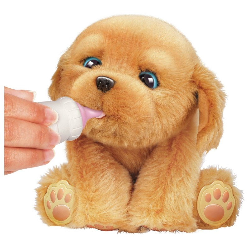 Little Live Pets Interactive Puppy Snuggles Interactive