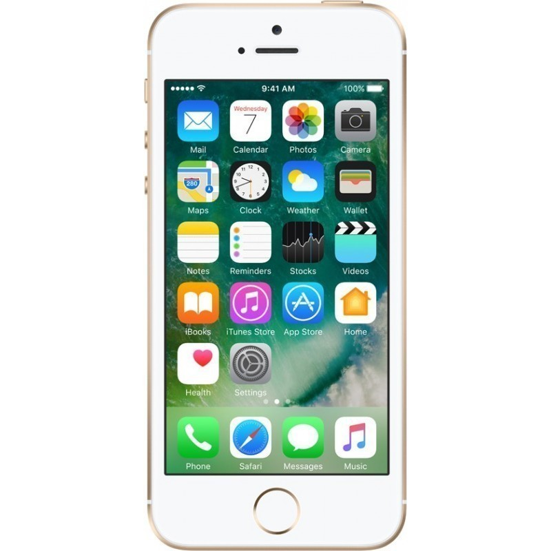 Apple iPhone SE 128GB, gold