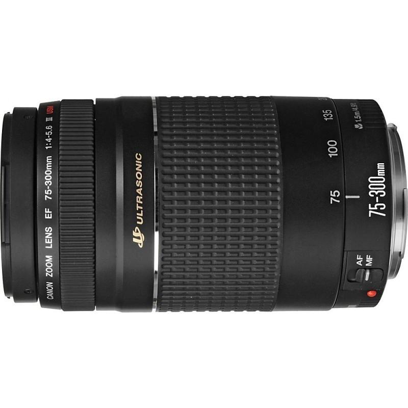 Canon EF 75-300mm f/4-5.6 III USM objektiiv