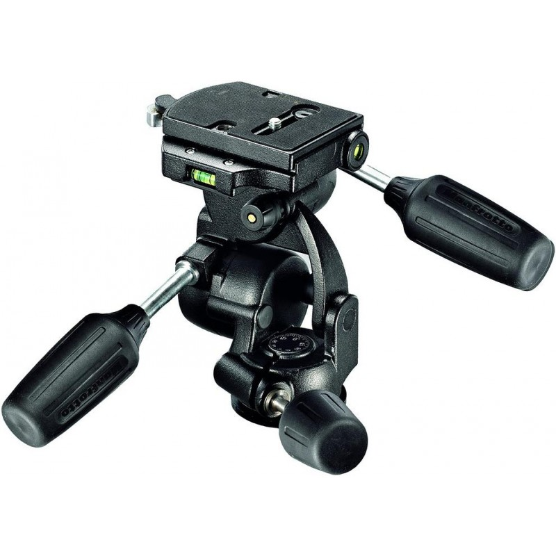 Manfrotto 3-way head 808RC4
