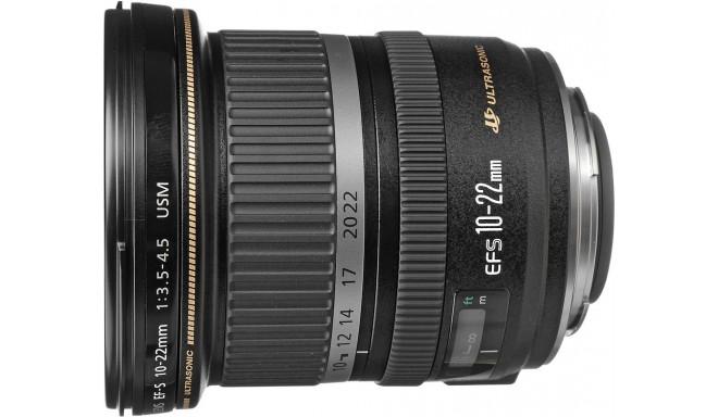 Canon EF-S 10-22mm f/3.5-4.5 USM objektiiv