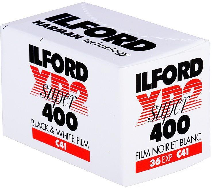 Ilford film XP2 Super 400/36
