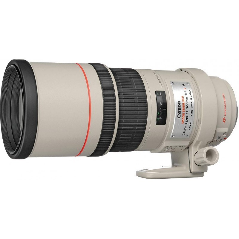 Canon EF 300mm f/4.0L IS USM objektiiv