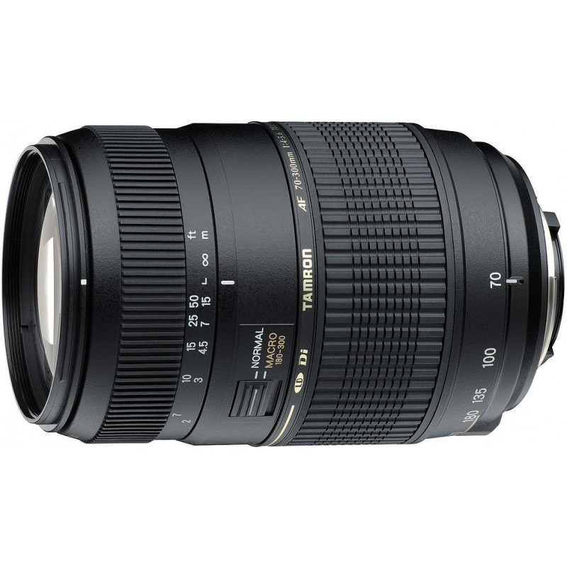 Tamron AF 70-300mm f/4.0-5.6 Di LD lens for Canon