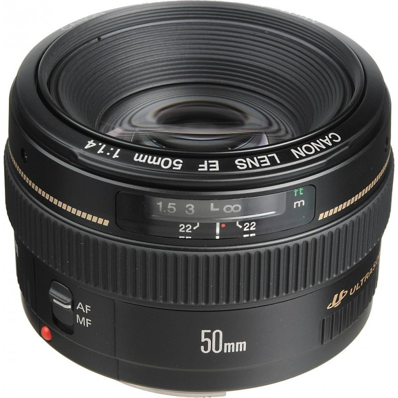Canon EF 50 мм f/1.4 USM