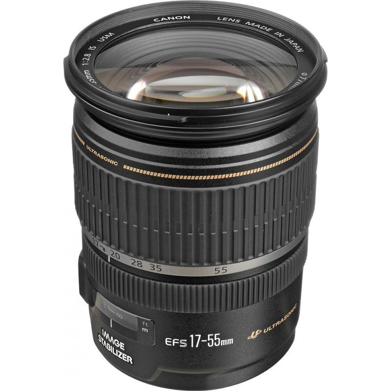 Canon EF-S 17-55 мм f/2.8 IS USM