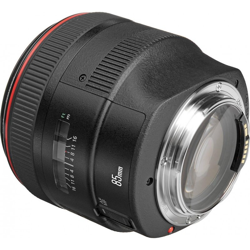 Canon EF 85mm f/1.2L II USM objektiiv