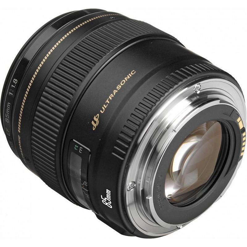 Canon EF 85 мм f/1.8 USM