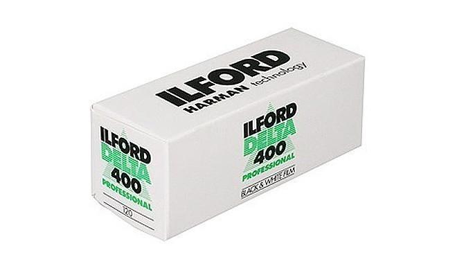 Ilford film Delta 400-120