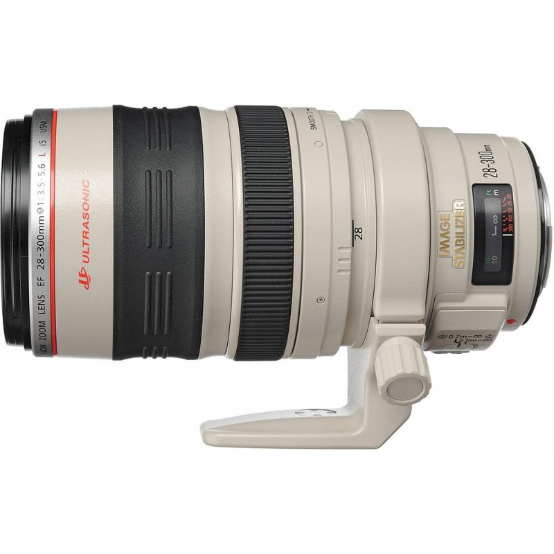 Canon EF 28-300mm f/3.5-5.6L IS USM objektiiv