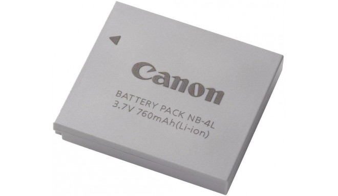 Canon battery NB-4L