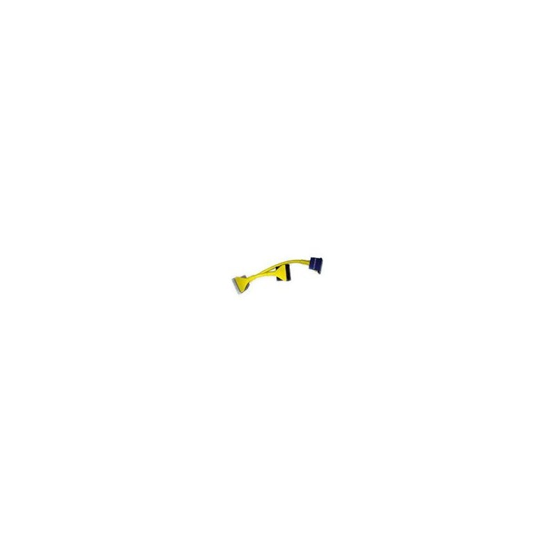 D-Fruit cable FDD round, yellow