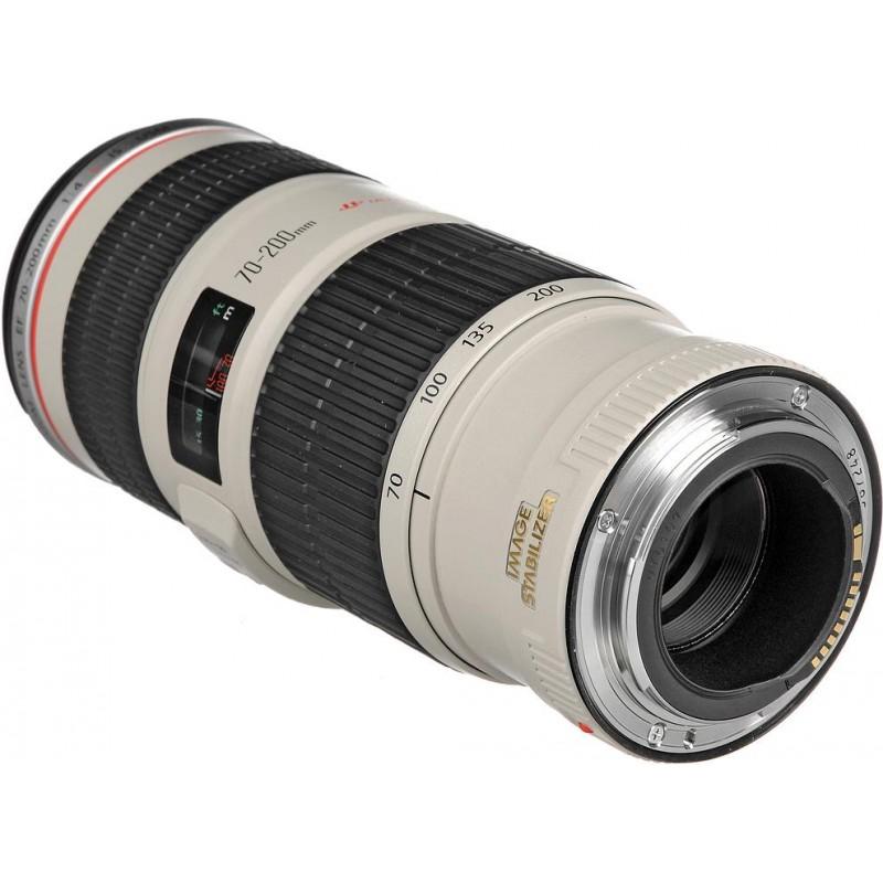 Canon EF 70-200 мм f/4.0 L IS USM