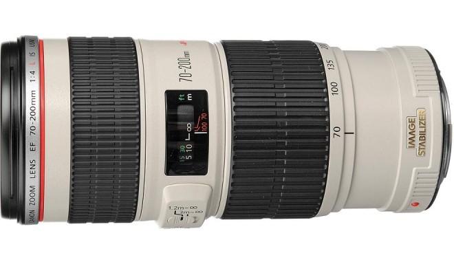 Canon EF 70-200мм f/4.0 L IS USM объектив