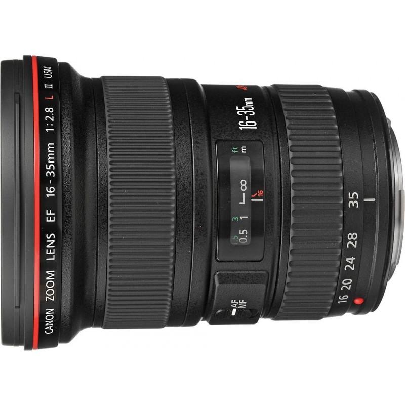 Canon EF 16-35mm f/2.8L II USM objektiiv