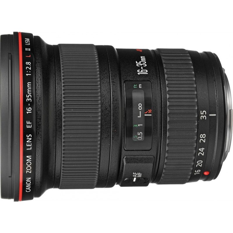Canon EF 16-35мм f/2.8 L II USM объектив