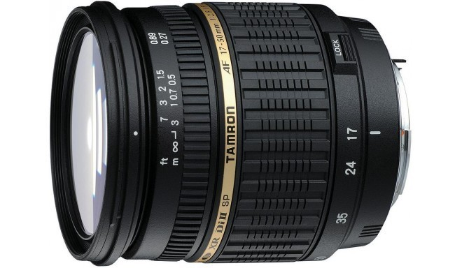 Tamron SP AF 17-50mm f/2.8 XR Di II LD (IF) lens for Pentax