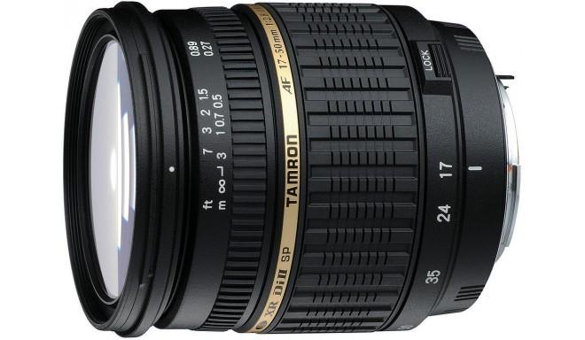 Tamron SP AF 17-50mm f/2.8 XR Di II LD (IF) objektiiv Pentaxile