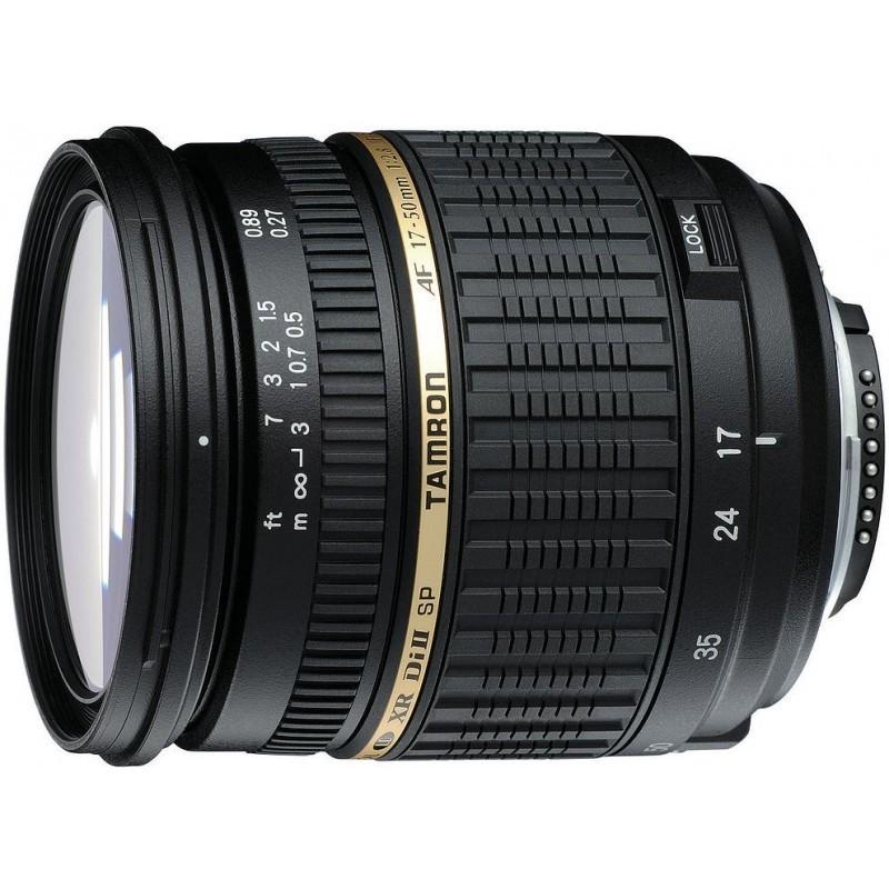 Tamron SP AF 17-50mm f/2.8 XR Di II LD (IF) objektiiv Nikonile
