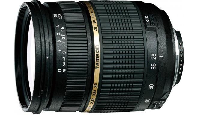 Tamron SP AF 28-75mm f/2.8 XR Di LD (IF) objektiiv Nikonile