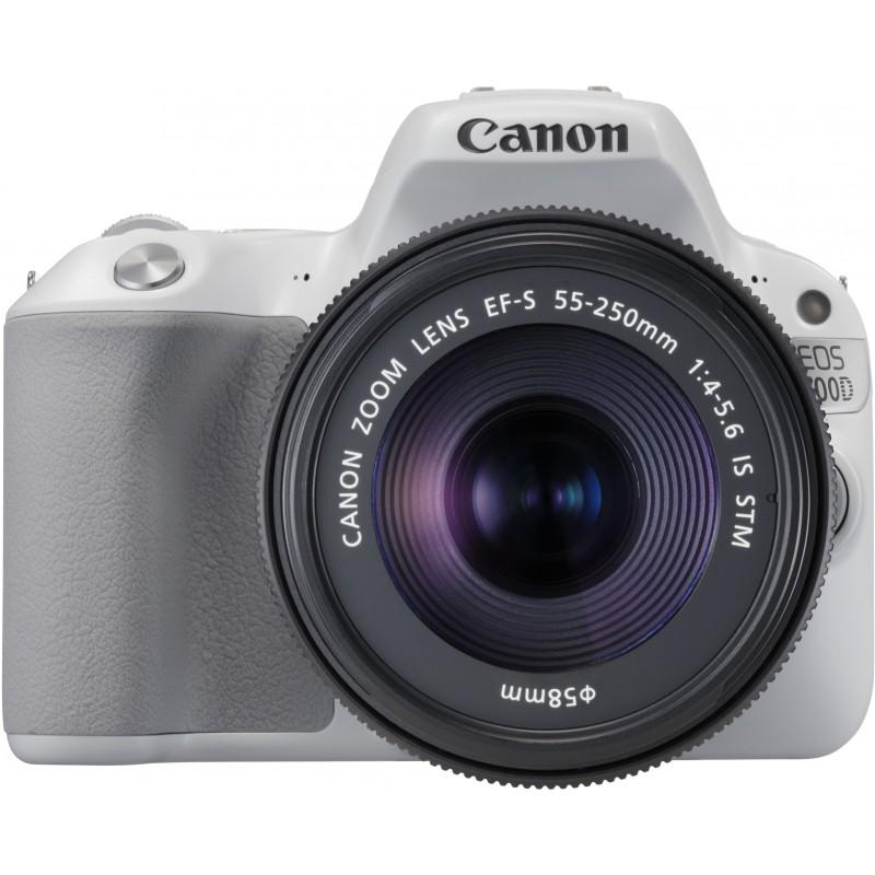 0f6b49b74d8 Canon EOS 200D + 18-55mm IS STM, white - DSLRs - Photopoint