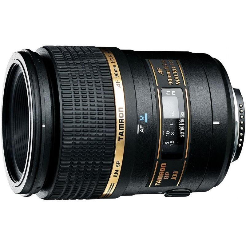 Tamron SP AF 90мм f/2.8 Di Macro объектив для Nikon