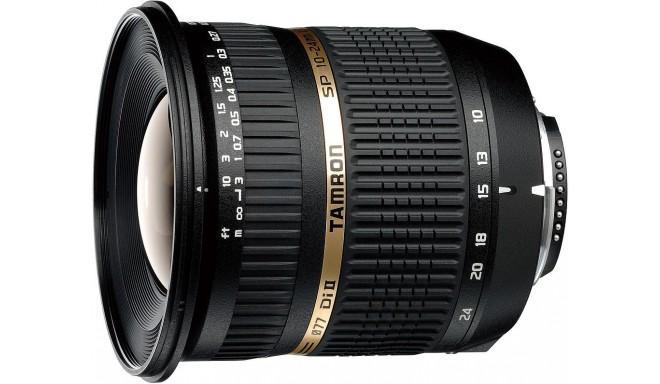 Tamron SP AF 10-24mm f/3.5-4.5 Di II LD (IF) objektiiv Canonile