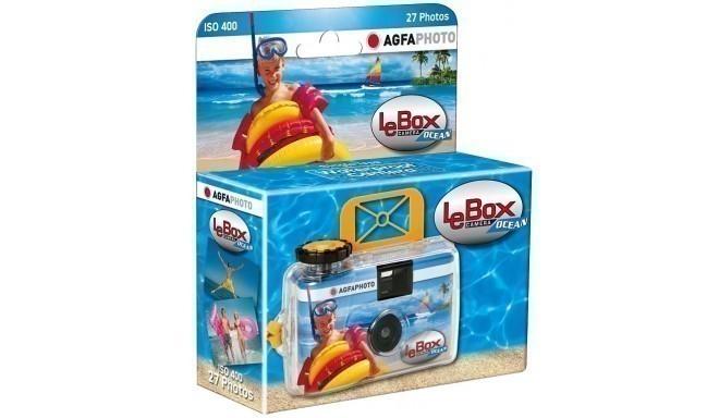 Agfa vienreizlietojamā kamera LeBox Ocean 400/27