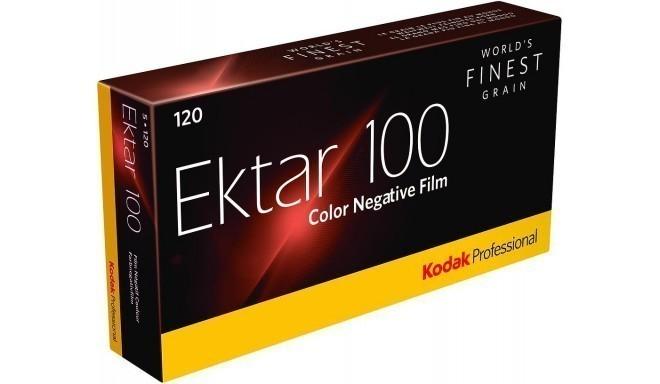 Kodak film Ektar 100-120x5