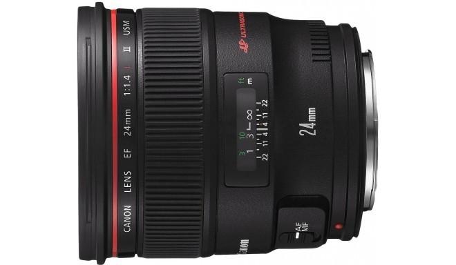 Canon EF 24mm f/1.4L II USM objektiiv