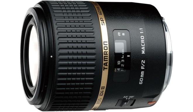 Tamron SP AF 60mm f/2.0 Di II LD (IF) Macro objektiiv Nikonile