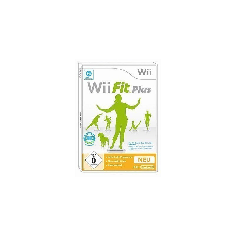Nintendo Wii Fit Plus/Balance Board