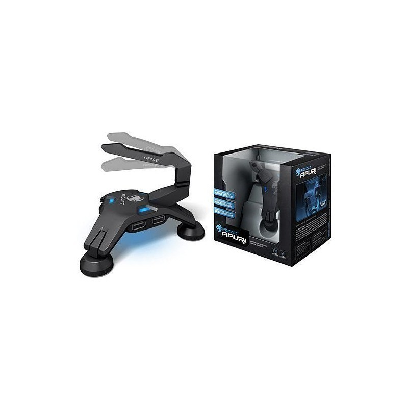 Roccat Apuri USB Hub & Mouse Bungee