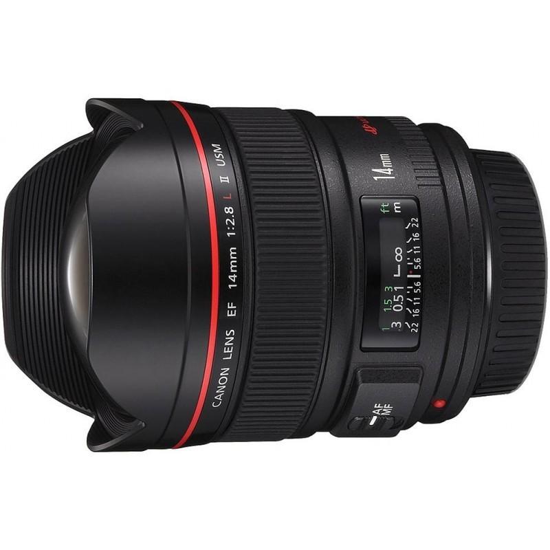 Canon EF 14mm f/2.8L II USM objektiiv
