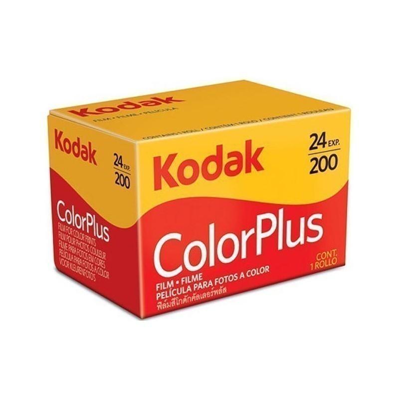Kodak Film Colorplus 200 24 Films Photopoint