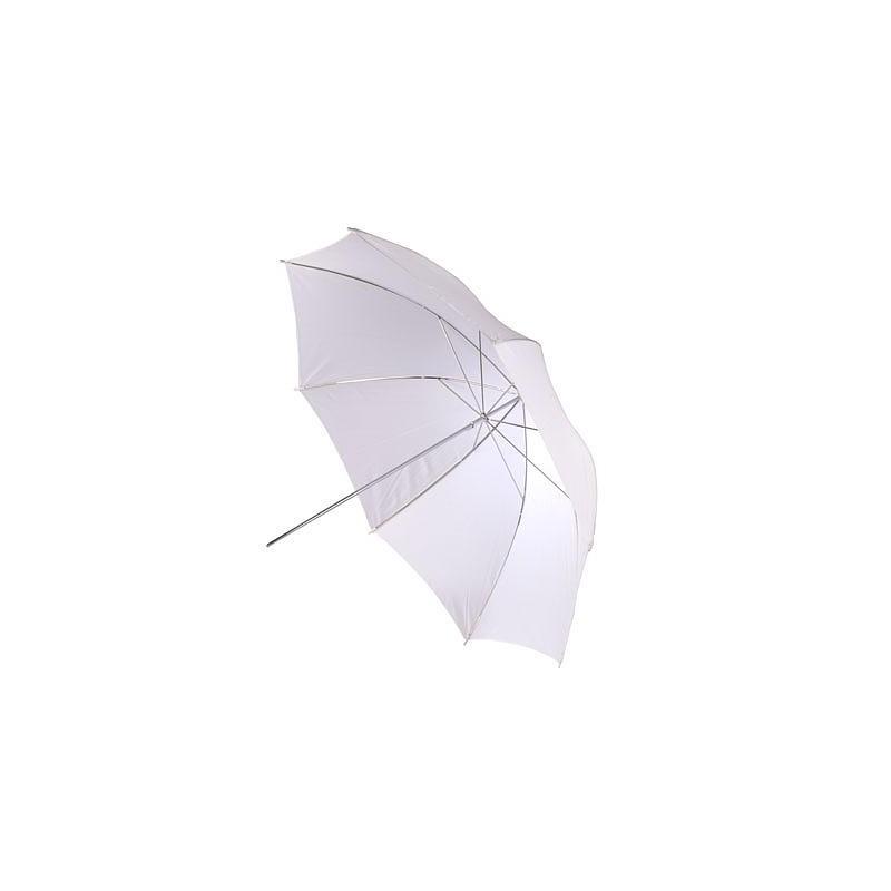 fb0a2b73809 BIG Helios vihmavari 100cm, valge/läbipaistev (428301) - Vihmavarjud ...