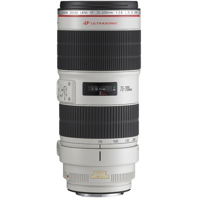 Canon EF 70-200mm f/2.8L IS II USM objektiiv