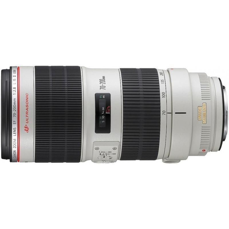 Canon EF 70-200 мм f/2.8 L USM IS II