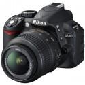 Nikon D3100 + 18-55mm VR Kit