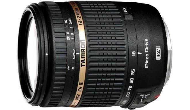 Tamron AF 18-270мм f/3.5-6.3 Di II VC PZD объектив для Nikon