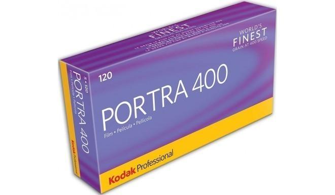 Kodak film Portra 400-120×5