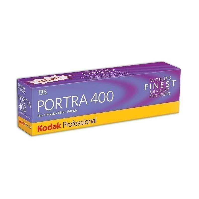 Kodak film Portra 400/36×5