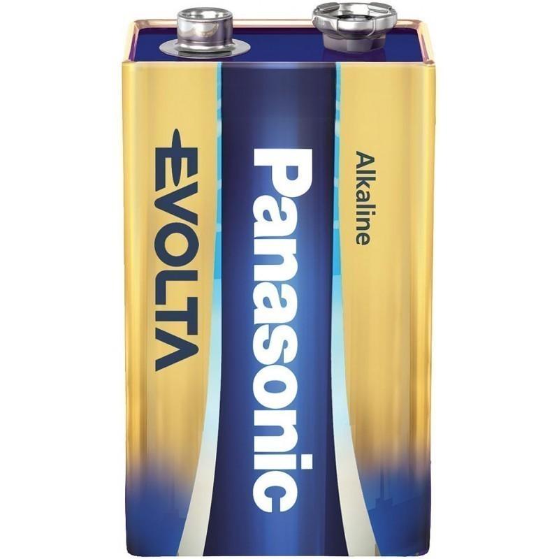 Panasonic battery 6LR61EGE/1B 9V