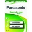 Panasonic rechargeable battery Evolta 1900mAh P-6E/2B
