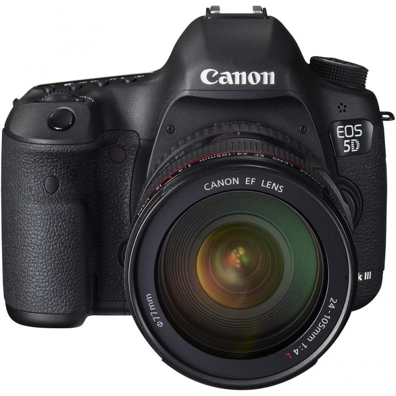 Canon EOS 5D Mark III + 24-105mm Kit