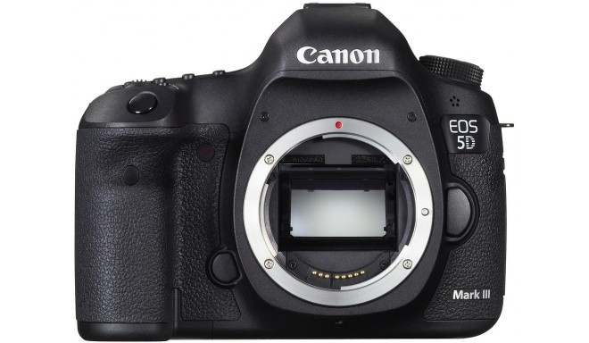 Canon EOS 5D Mark III, корпус