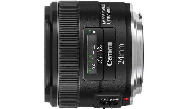 Canon EF 24mm f/2.8 IS USM objektīvs