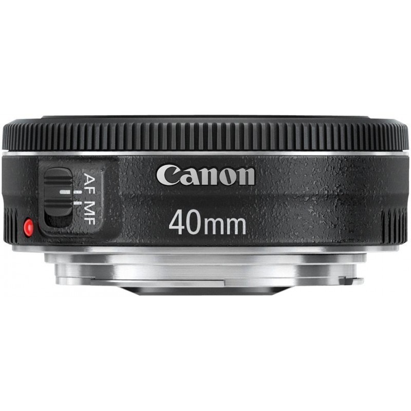 Canon EF 40mm f/2.8 STM objektiiv