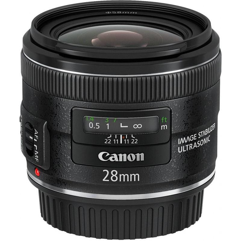 Canon EF 28мм f/2.8 IS USM