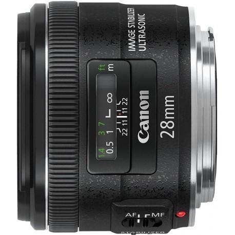 Canon EF 28mm f/2.8 IS USM objektīvs